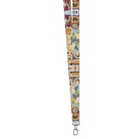 Yarliyil Aboriginal Art Lanyard - Two Sisters at Banana Springs
