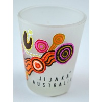 Jijaka Shot Glass - Desert Journey