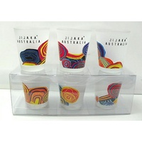 Jijaka Shot Glass Set (3) - Firestones