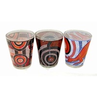 Kamilaroi Shot Glass Set (3)