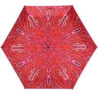 Utopia Dreaming Aboriginal Art Folding Umbrella - Spirit of the Yam