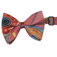 Bowtie - Kangaroo Story (Orange)