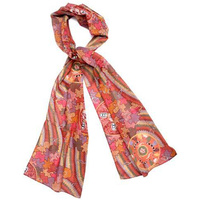 Bulurru Cotton Chiffon Scarf -  Women's Corroboree