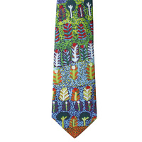 BWA Silk Tie - My Country