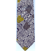 Warrina Silk Tie - Women's Ceremony