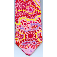 Warrina Silk Tie - Yalke