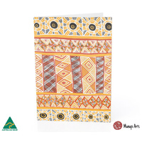 Munupi Recycled Giftcard/Env by Thecla Puruntatameri
