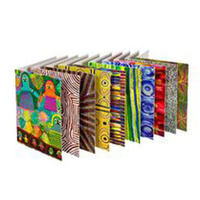 Utopia Aboriginal Art Gift Greeting Card/env Set (5) - Various