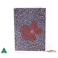 Yarliyil Recycled Giftcard/Env by Thomas Warrigal