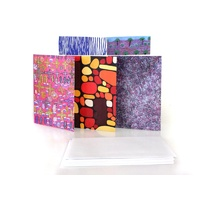 Aboriginal Dot Art Giftcard/Env Set (5) - Various 3