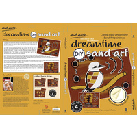 DIY Dreamtime Sand Art Kit - The Kookaburra