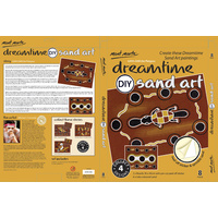 DIY Dreamtime Sand Art Kit - Platypus