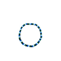 Torres Strait Island Stretch Wristband - (4 Colour)