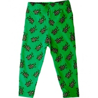 Kakadu Tiny Tots Kakadu Turtle Leggings - Size 0-6mths
