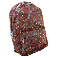 Balarinji Aboriginal Art Backpack - Emu Tracks