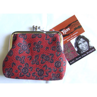 Yijan Coin Purse - WCY Red