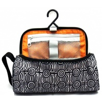 Balarinji Aboriginal Art Toiletry Kit Case - Billabong