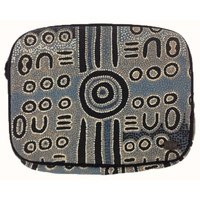Outstations Canvas iPad Cover - Biddy Napanangka Timms