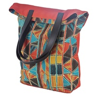 Jijaka Shopping/Tote Bag - Bark