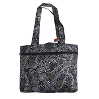 Warrina Shoulder/Shopping Bag - Bush Tucker Dreaming