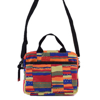 Jijaka Canvas Crossover Bag - Rockface