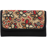 Outstations Calico Travel Wallet - Gladys Tasman