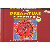 My First Dreamtime Colour-in Book # 3