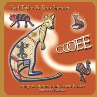 Cooee - Songs & Stories from Down Under CD