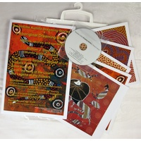 Dreamtime Kullilla-Art Dreamtime Stories (CD) Set 1