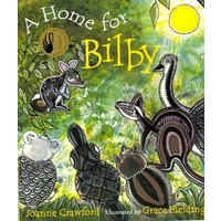 A Home For Bilby - Aboriginal Children's Book