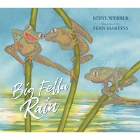 Big Fella Rain - Aboriginal Children's Book [SC]