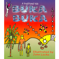 Buka Buka [Soft Cover] - Aboriginal Children's Book