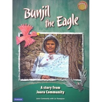 Bunjil the Eagle - Aboriginal Children's Book