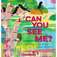 Can You See Me? [SC] - Scholastic