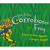 The Little Corroboree Frog [SC]