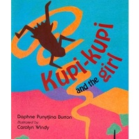 Kupi-Kupi and the Girl (SC)