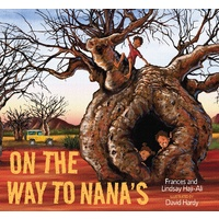 On the Way to Nana's - Aboriginal Children's Book