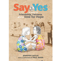 Say Yes [HC]