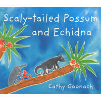 Scaly-tailed Possum and Echidna (SC)
