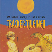 Tracker Tjungungji (CD Book)