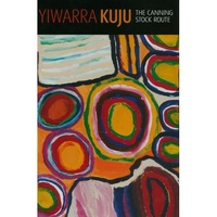 1000 pce Jigsaw Puzzle - Yiwarra Kuju (The Canning Stock Route)