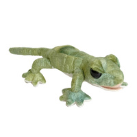 Plush Toy - Green Gecko [32cm]