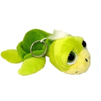Plush Toy - Green Turtle Keyring [15cm]