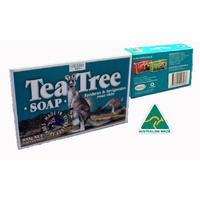 Tea Tree Australia Made Soap - 100g