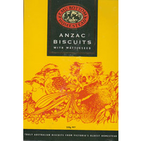 Anzac Wattleseed Biscuits (Box 180g)