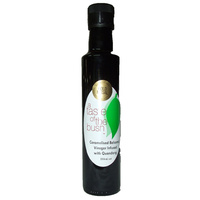 A Taste of the Bush Caramalised Balsamic Vinegar with Quandongs (250ml) - CLR