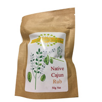 Sacred Harvest Native Cajun Rub - 50g [CLR]