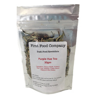First Food Co Purple Hue Tea (30g) - CLR