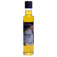 Oz Tukka Wild Pepper Macadamia Nut Oil 250mls - CLR