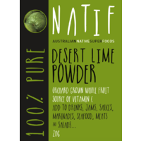 NATIF Desert Lime Powder (20g)